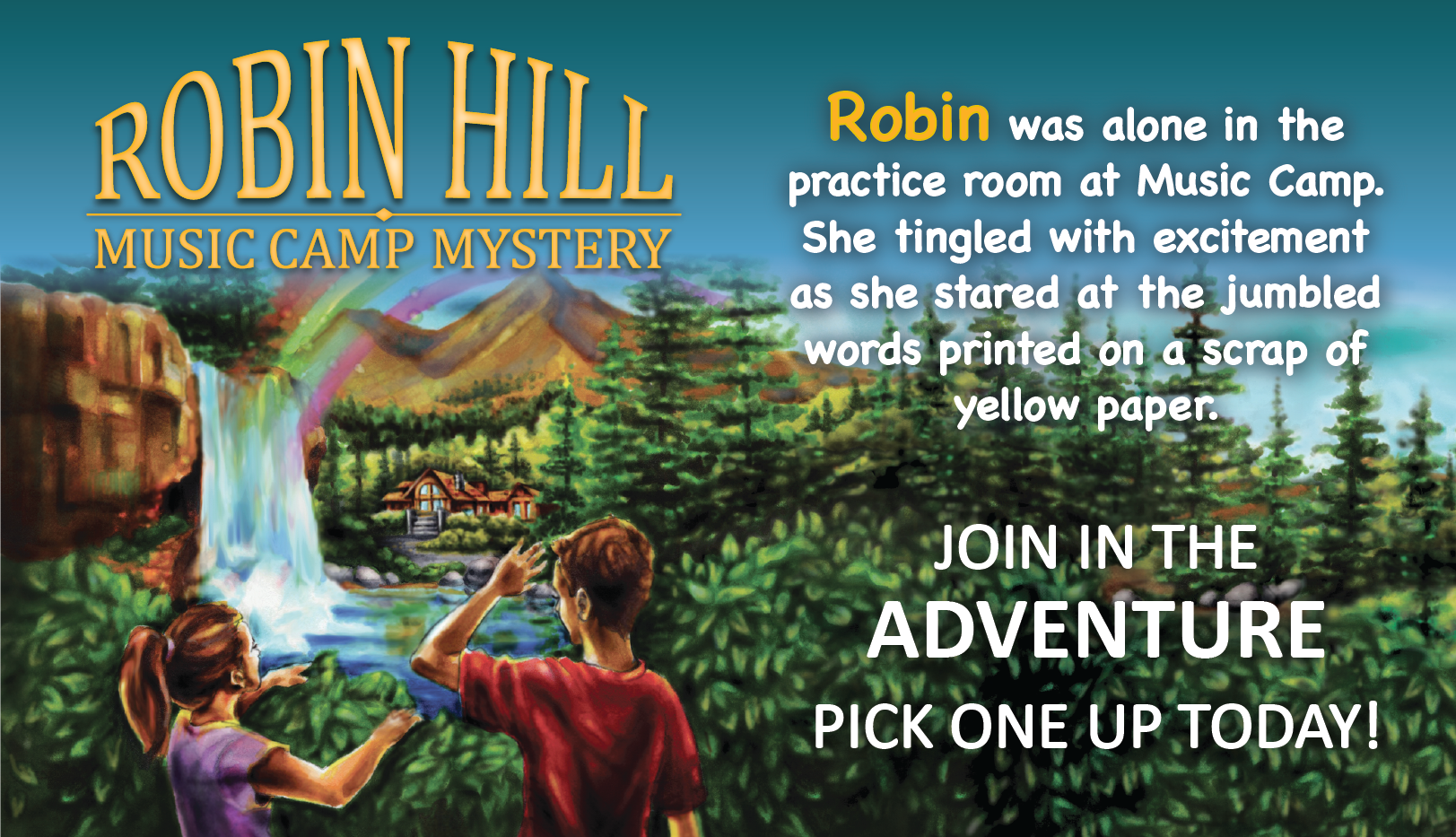 Robin Hill: Music Camp Mystery